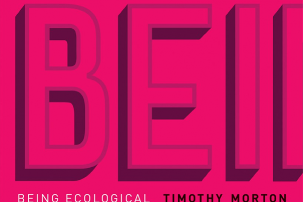 Being Ecological Cover Image