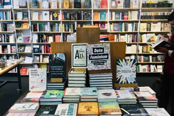 The MIT Press bookstore