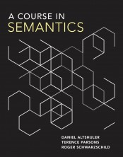 A Course in Semantics